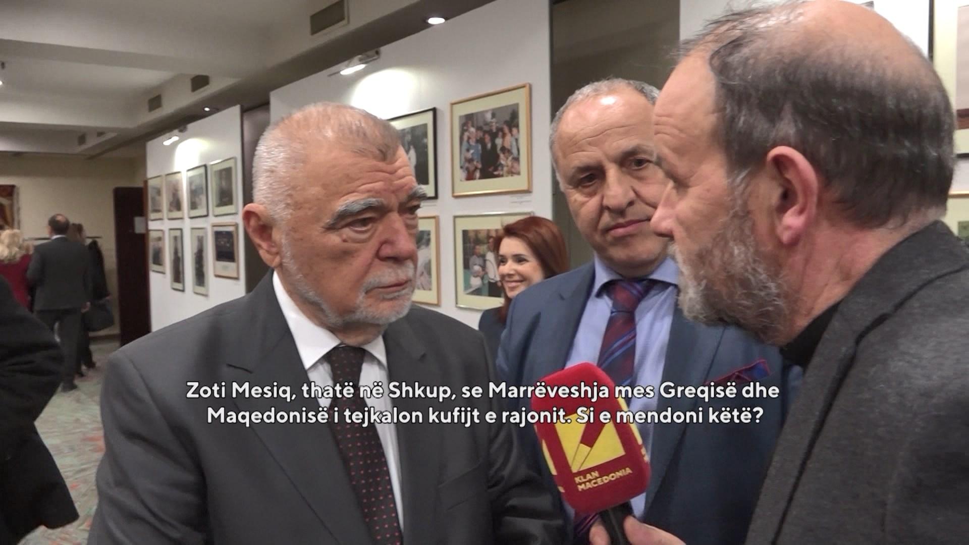 Ish-presidenti kroat Mesiç fajëson Beogradin: Duhet të njohë Kosovën