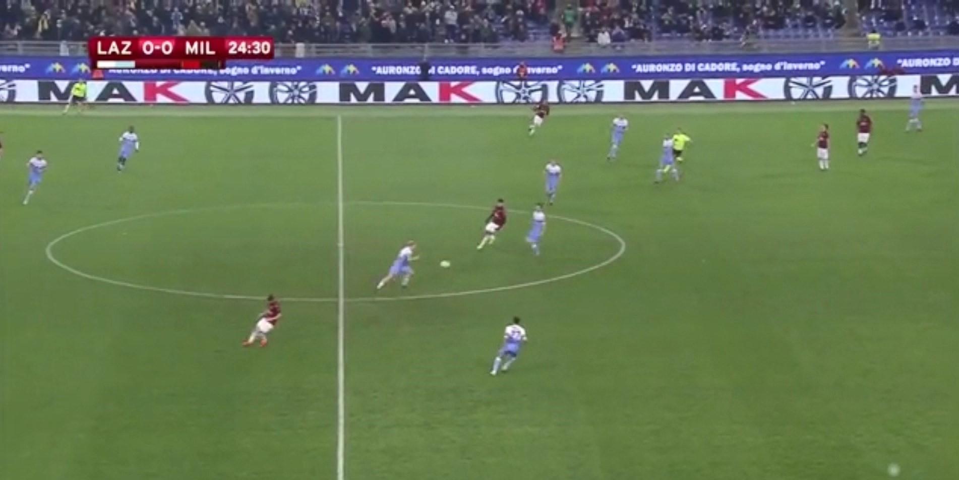 Milani barazon ndaj Lacios në Kupën e Italisë