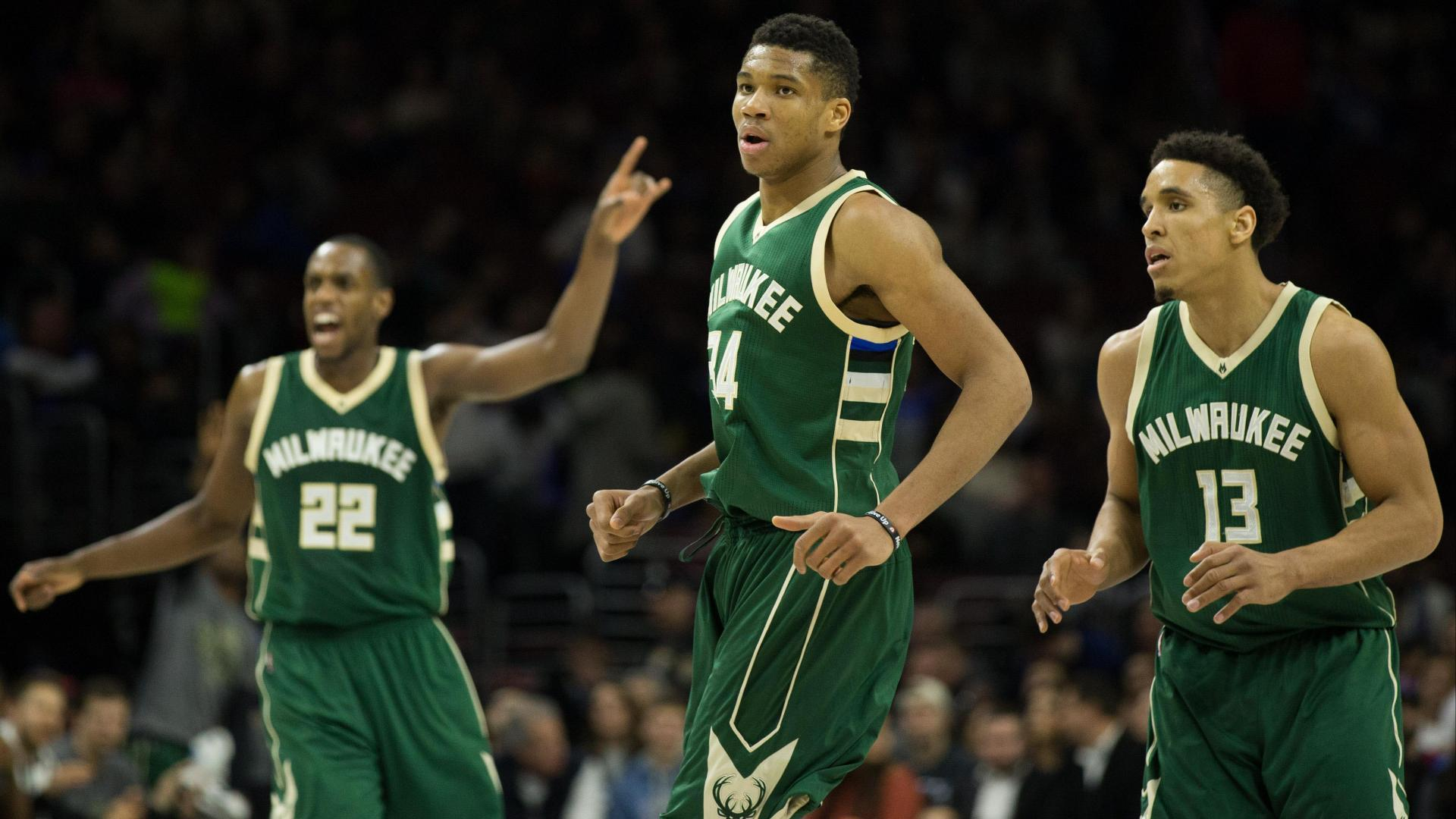 VIDEO/ Shifër jubilare për Antetokounmpo, Bucks shtypin Chicago Bulls