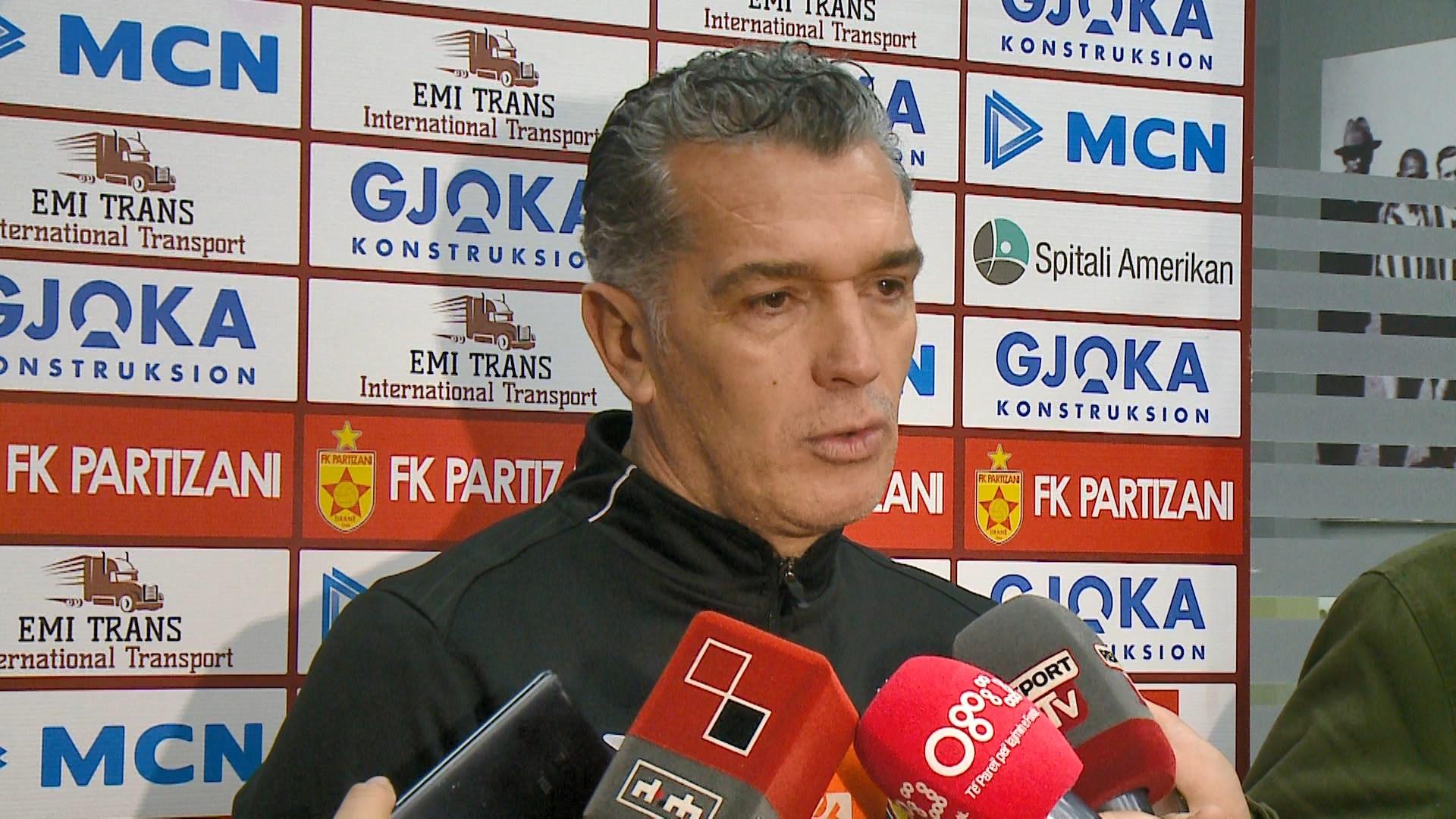 Partizani do të kërkojë lojë dhe fitore me Kukësin