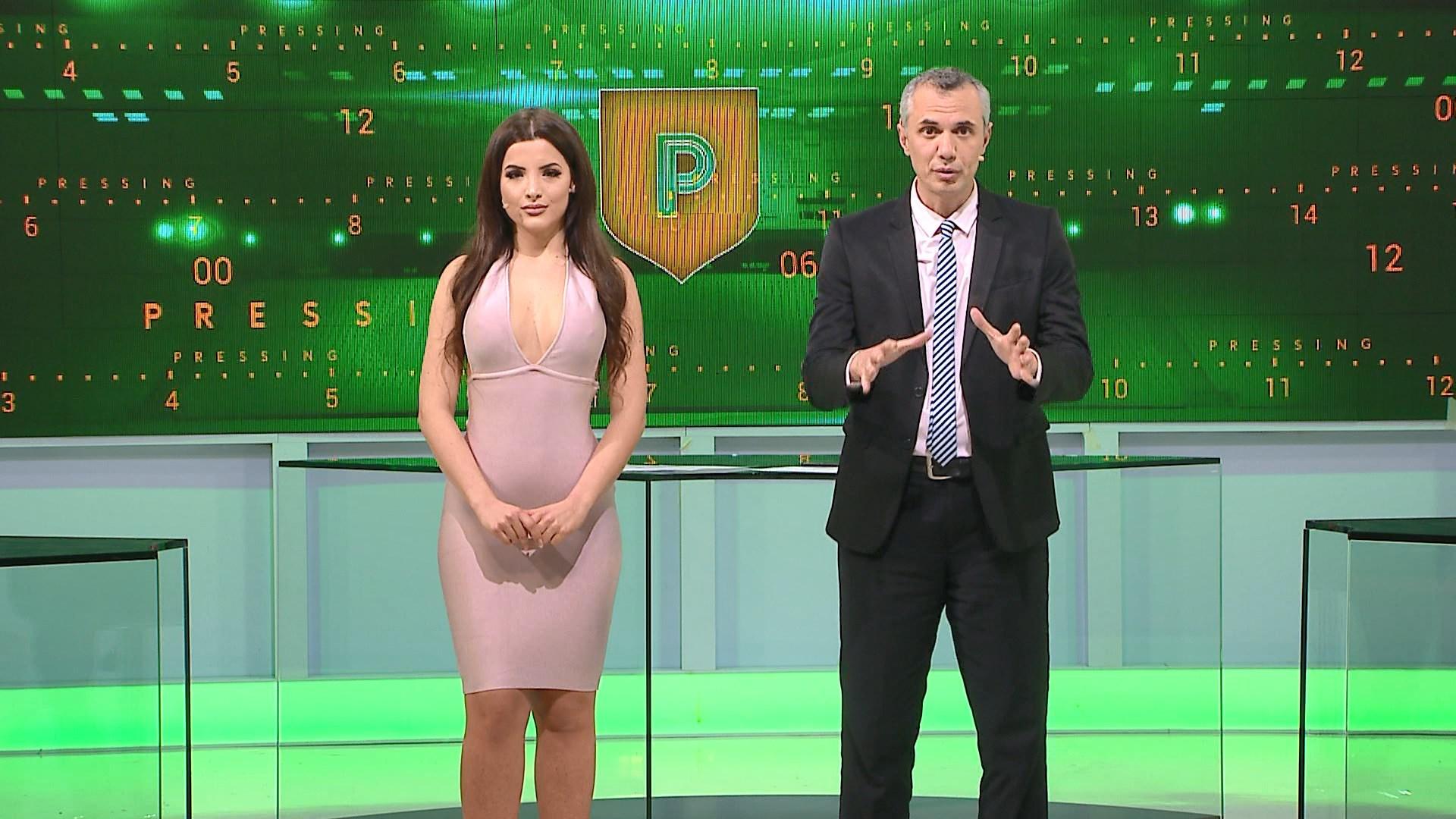 "Emisioni ""Pressing"", 11 Shkurt 2019"
