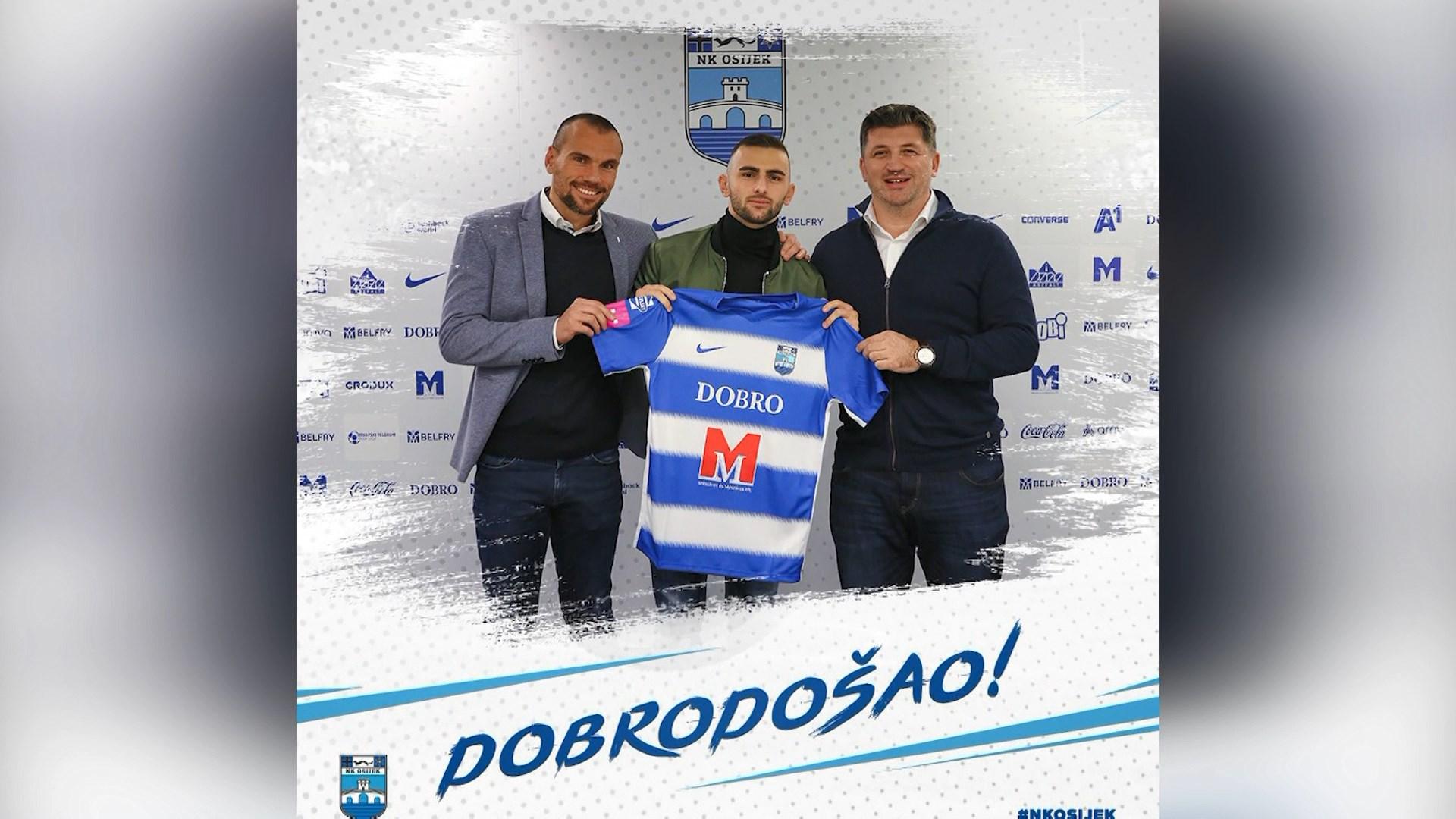 Abazaj shpreson të kthehet te suksesi në Kroaci