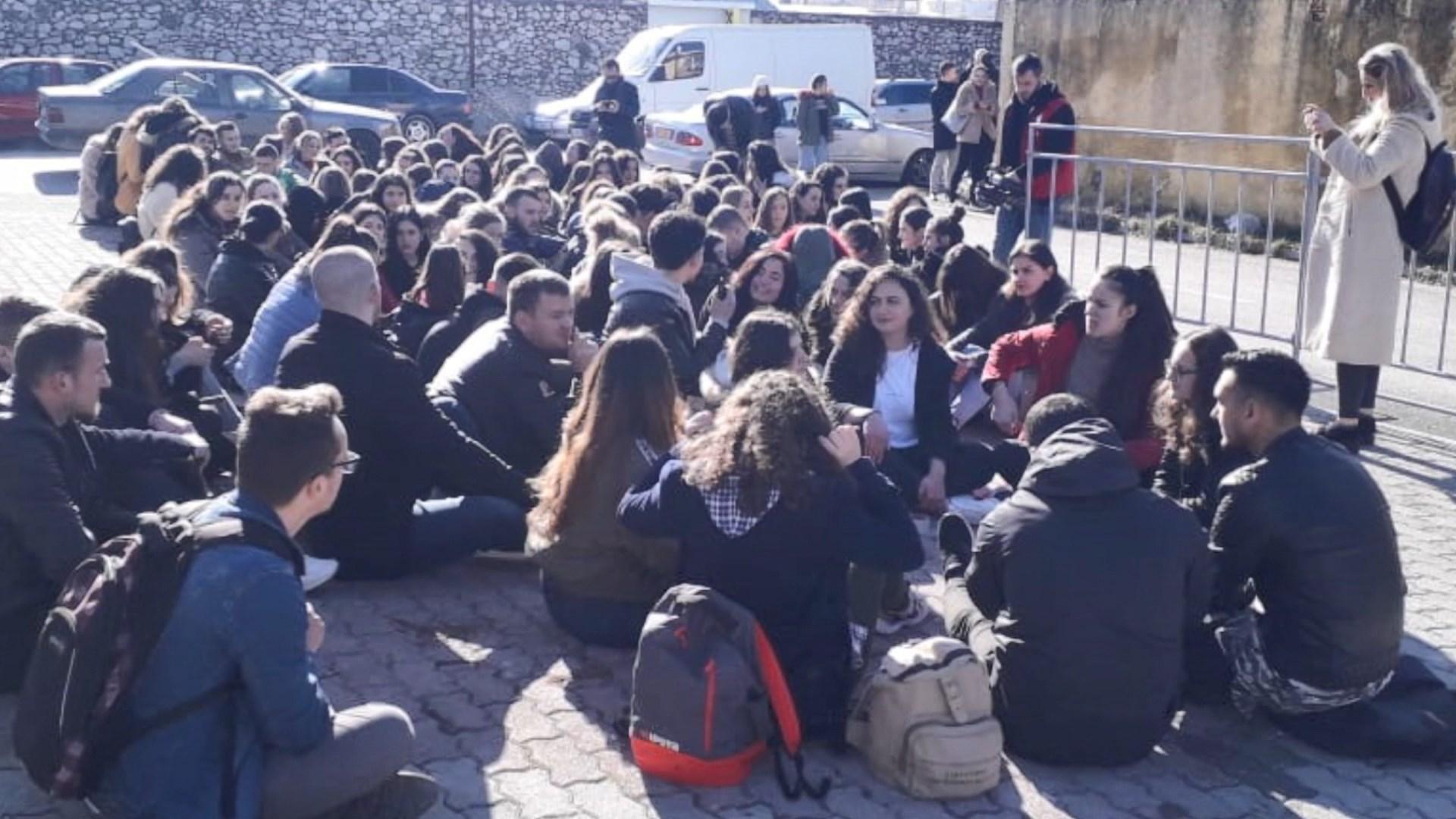 Të mërkurën studentët u rikthehen protestave