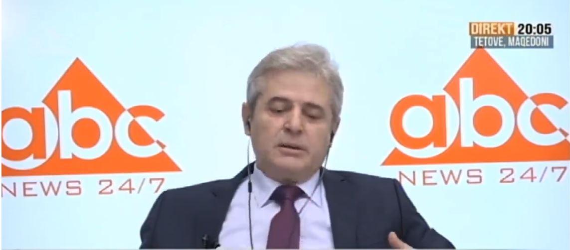 Ali Ahmeti: Shqiptarët kanë fituar nga Marrëveshja e Prespës