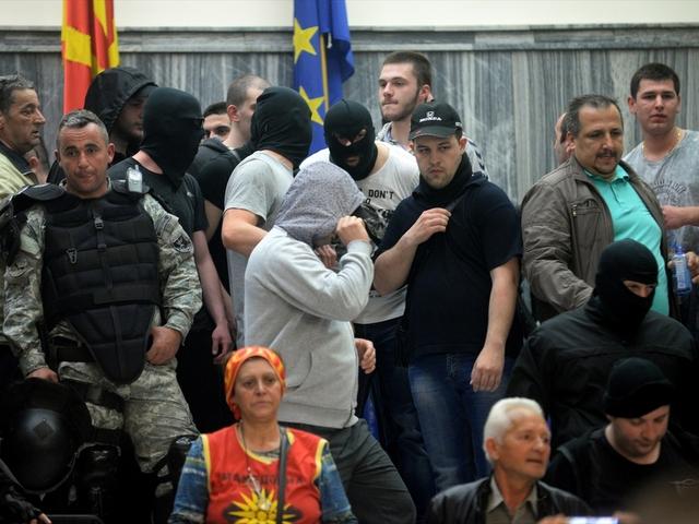 Ngjarjet në Kuvendin e Maqedonisë, ish-kryetari drejt heqjes së imunitetit