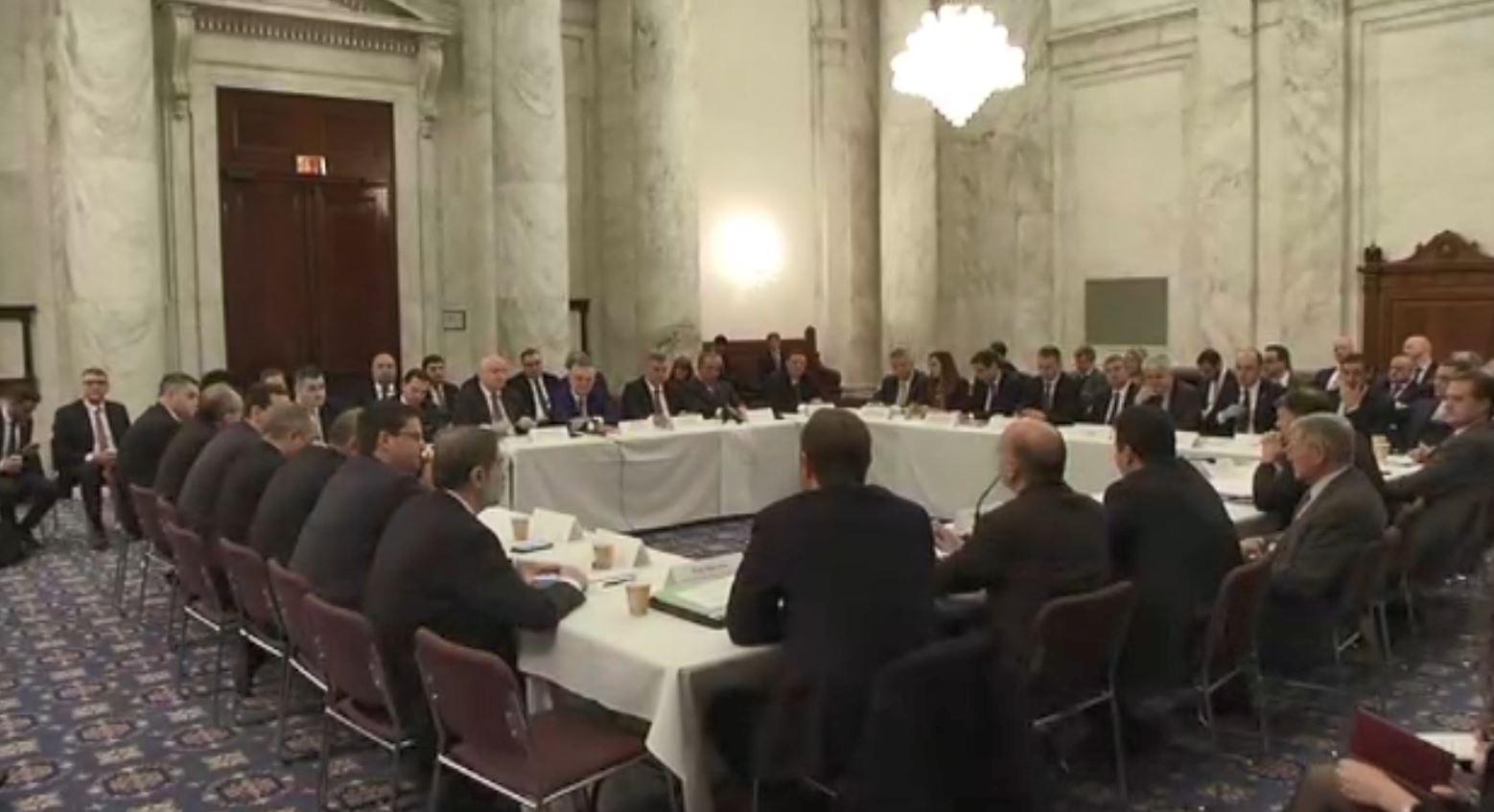 Mediu në Senatin e SHBA: Rrezikon të hapet kutia e Pandorës
