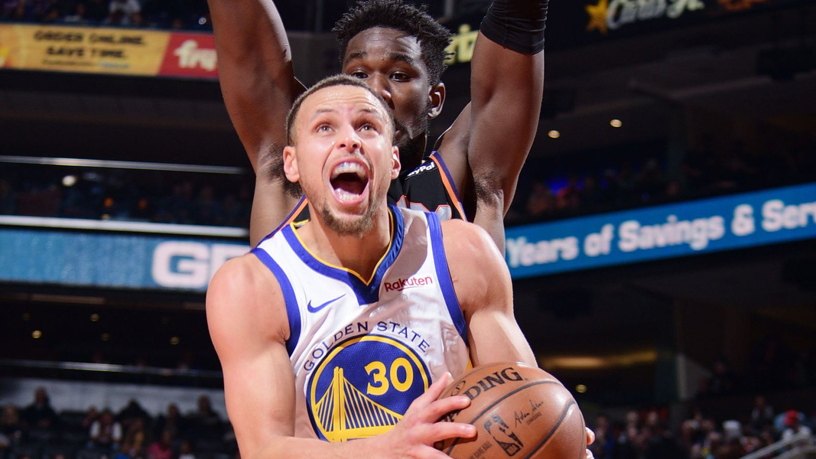 NBA, Golden State barazon rezultatin
