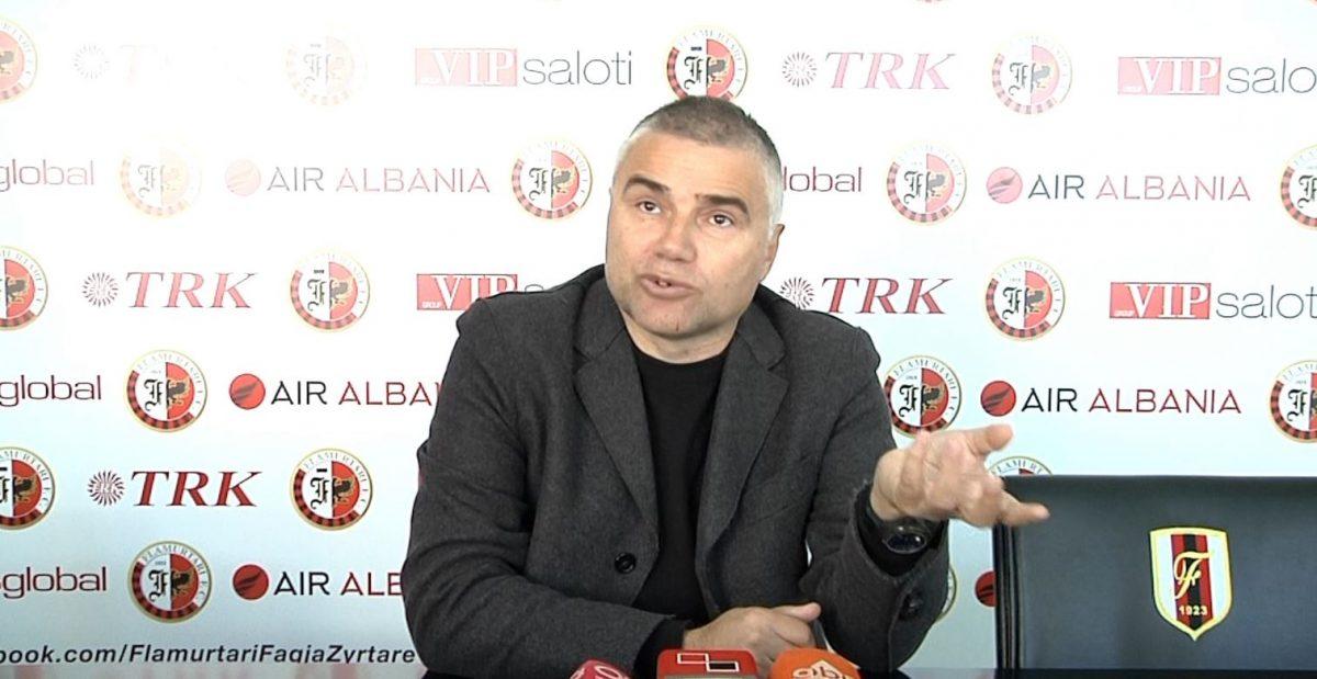 Padi për katër futbollistë, Sinan Idrizi hedh hapin e parë