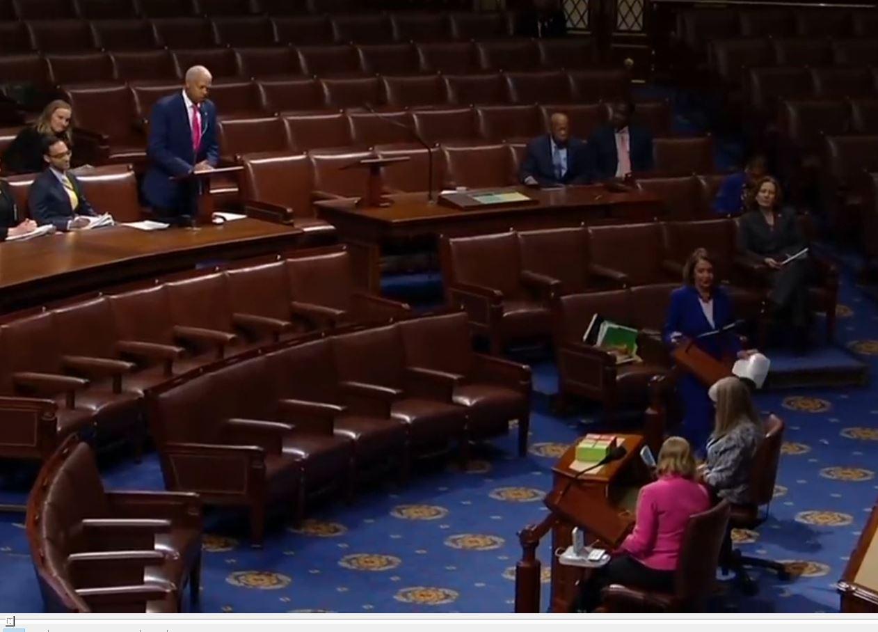 Kongresi rrëzon dekretin për shpalljen e gjendjes së jashtëzakonshme