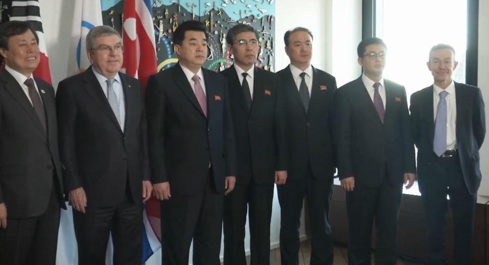 Lojërat Olimpike Tokio 2020, dy Koretë me një skuadër të përbashkët