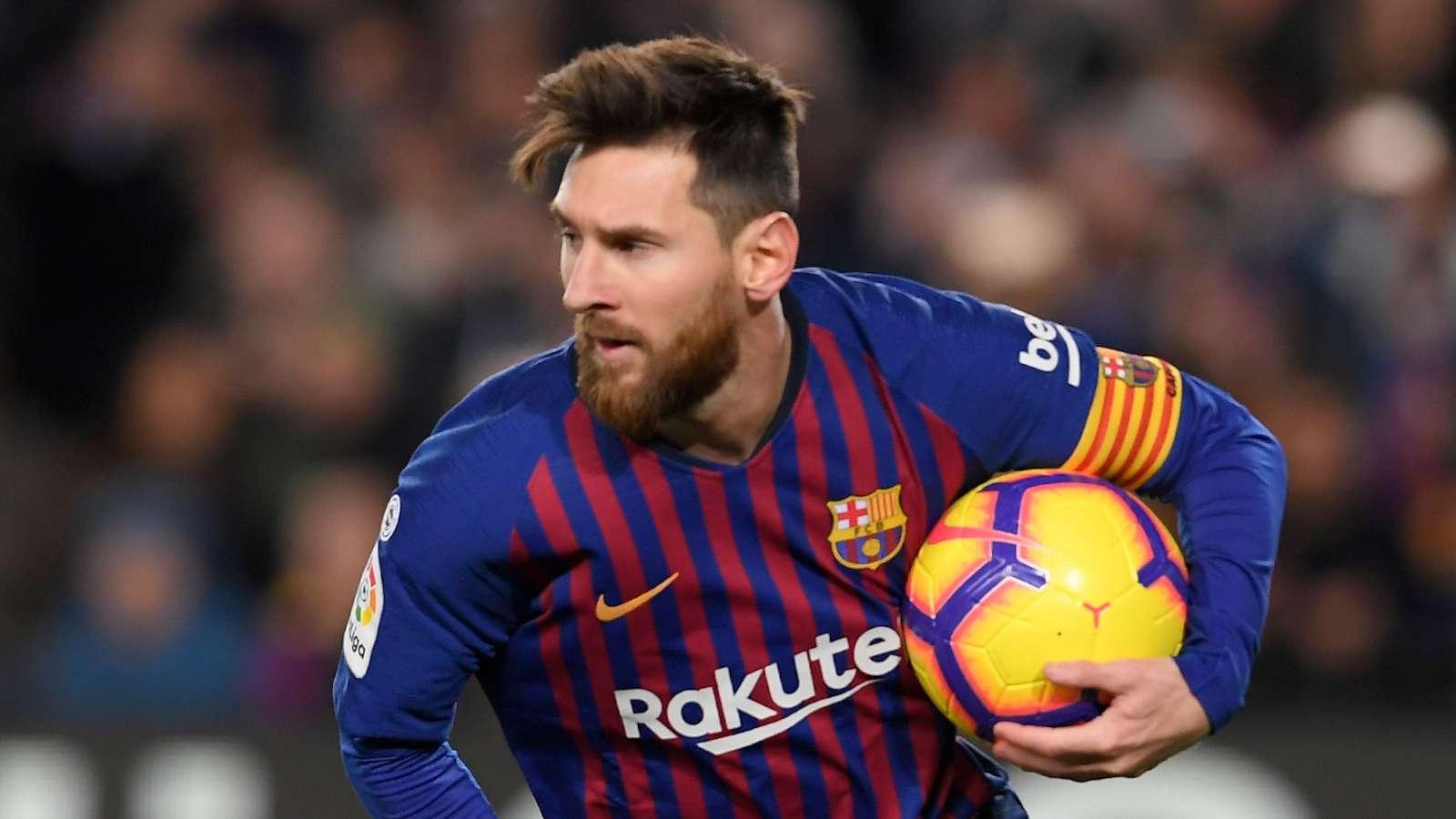 Trajneri i Real Madrid nuk i trembet Lionel Messit