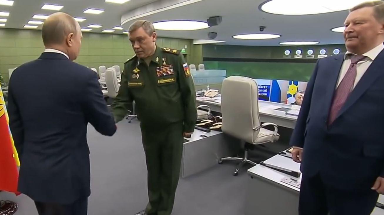 Gara e armatimeve, Rusia publikon listën me objektivat amerikane