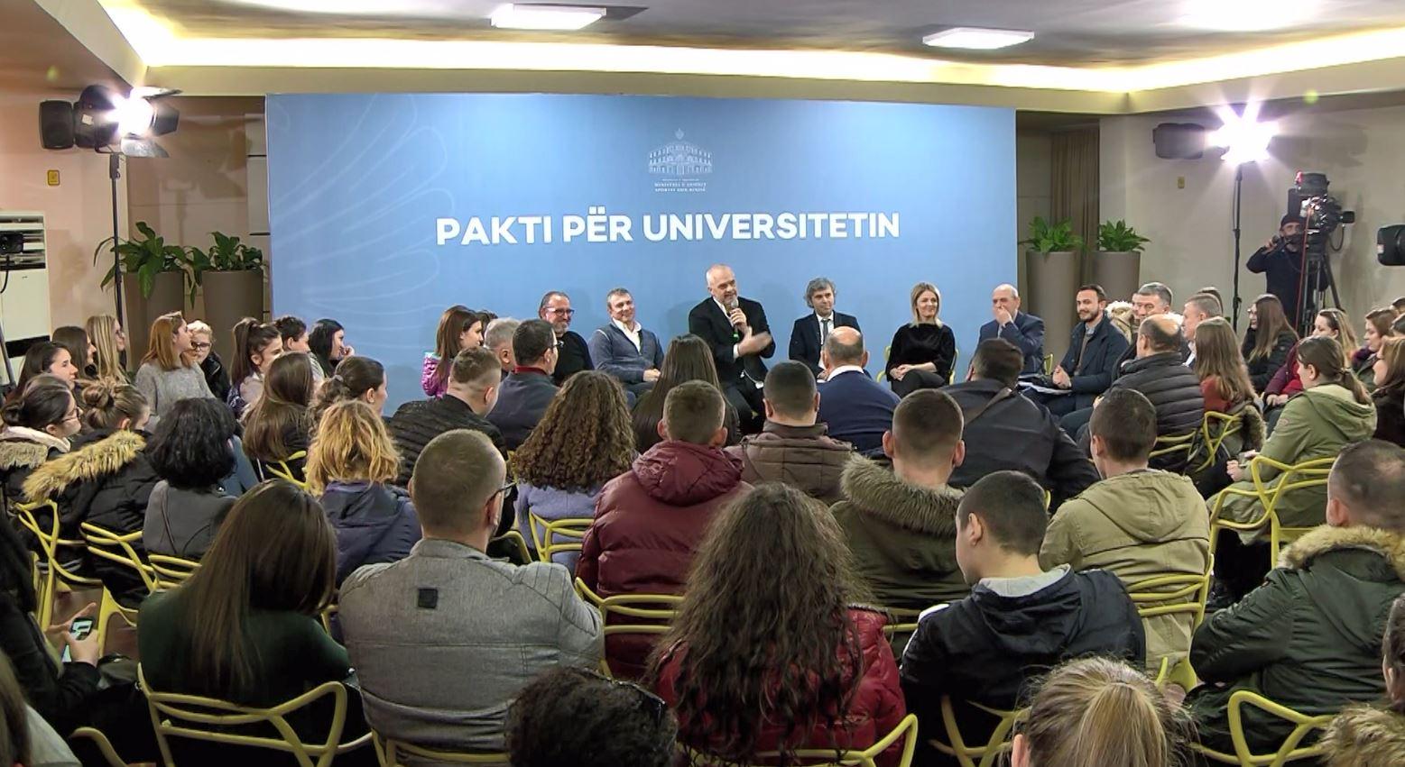 Rama në Vlorë: Më mungojnë studentët kritikë