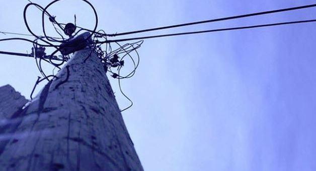 Elektricisti në Fierzë humb jetën në shtyllë