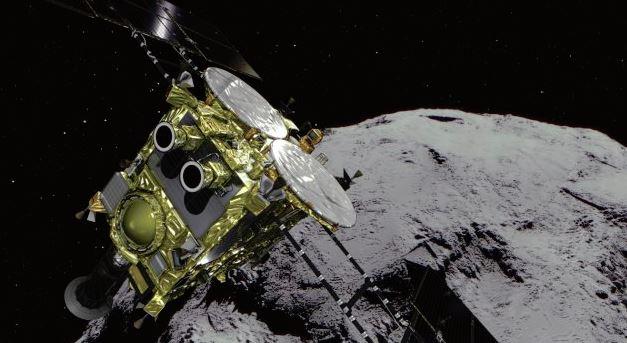 Sonda japoneze ulet në asteroid