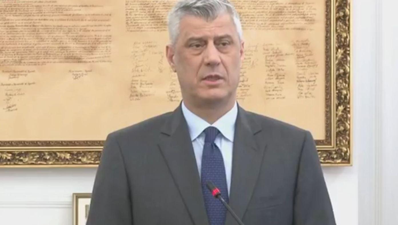 Thaçi kërkon datë tjetër për t'u përballur me pyetjet për deportimin e gylenistëve