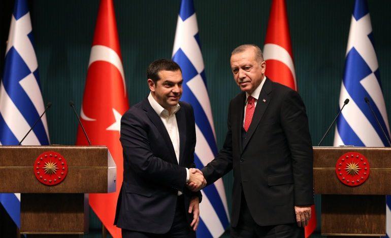 Tsipras–Erdogan, mediat greke: U shënua një hap përpara