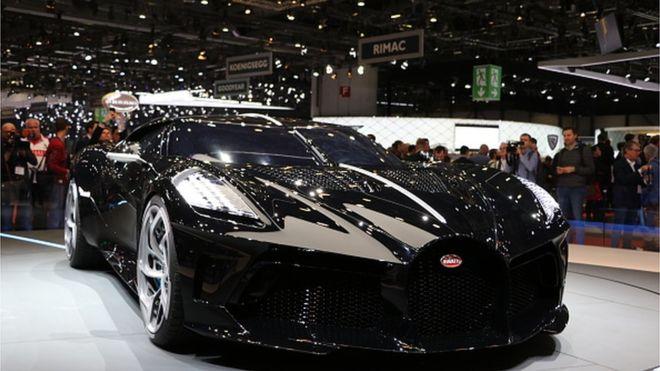 Bugatti nxjerr në treg makinën më të shtrenjtë