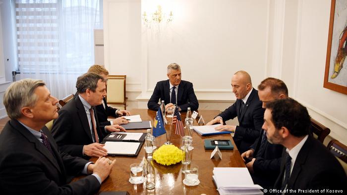 Uashingtoni apel Prishtinës: Hiq taksën ndaj Serbisë, ndryshe…