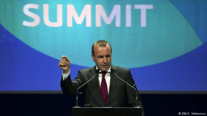 Manfred Weber: Europa e paplotë pa Ballkanin