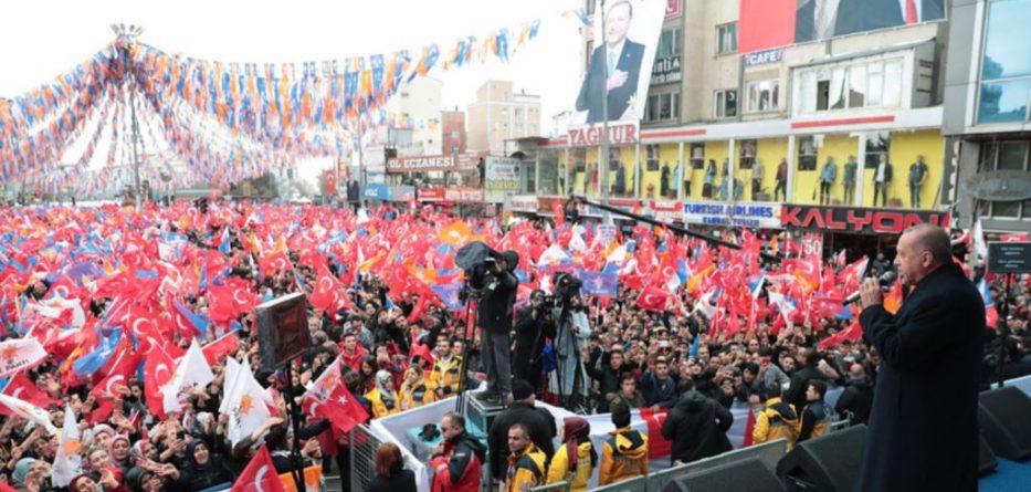 Zgjedhjet lokale në Turqi dhe shanset e Partisë AKP në rajonet kurde