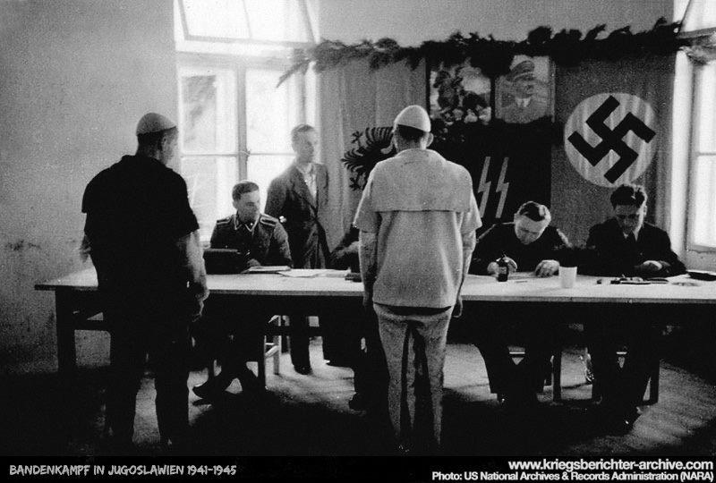 Historia e Divizionit SS Skanderbeg, mit apo realitet