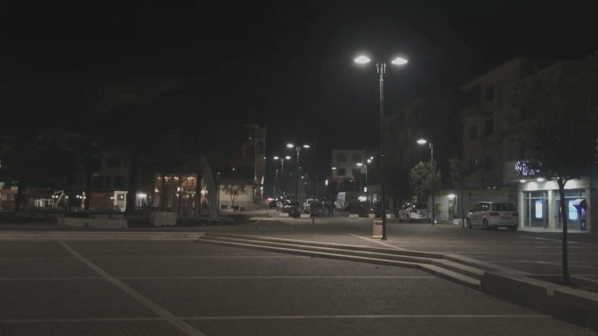 Ndriçohet qendra e qytetit të Lezhës, ndryshohet i gjithë sistemi