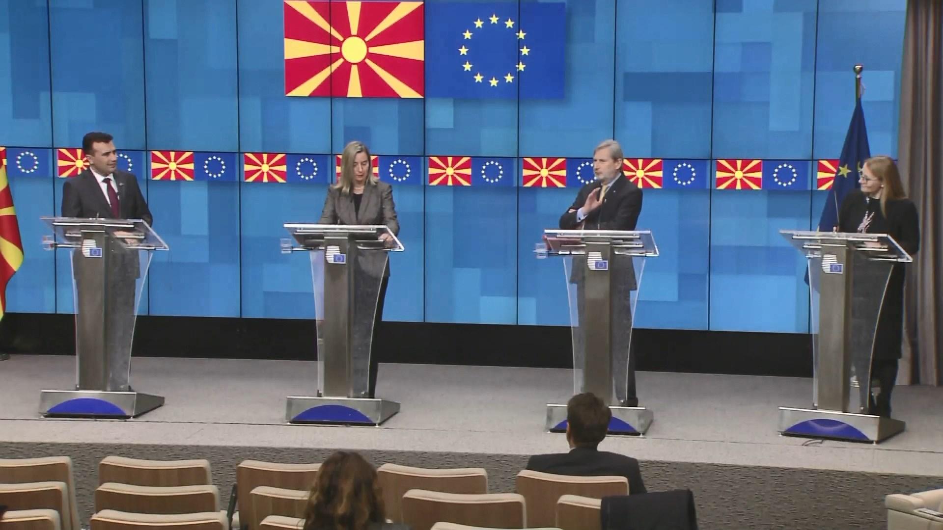 Protestat në Ballkan, BE: Nuk jemi forcë ushtarake që të ndërhyjmë