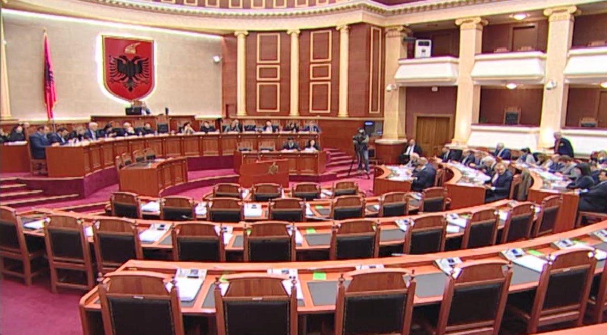 Të mërkurën seanca parlamentare e radhës