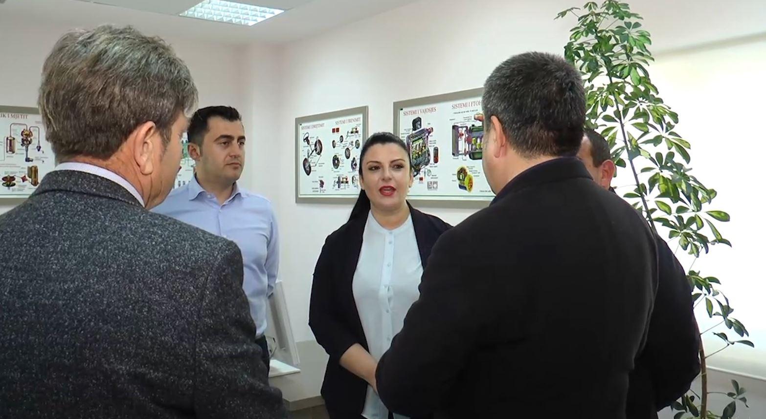 Rikonstruktohet Drejtoria e Transportit Rrugor Elbasan