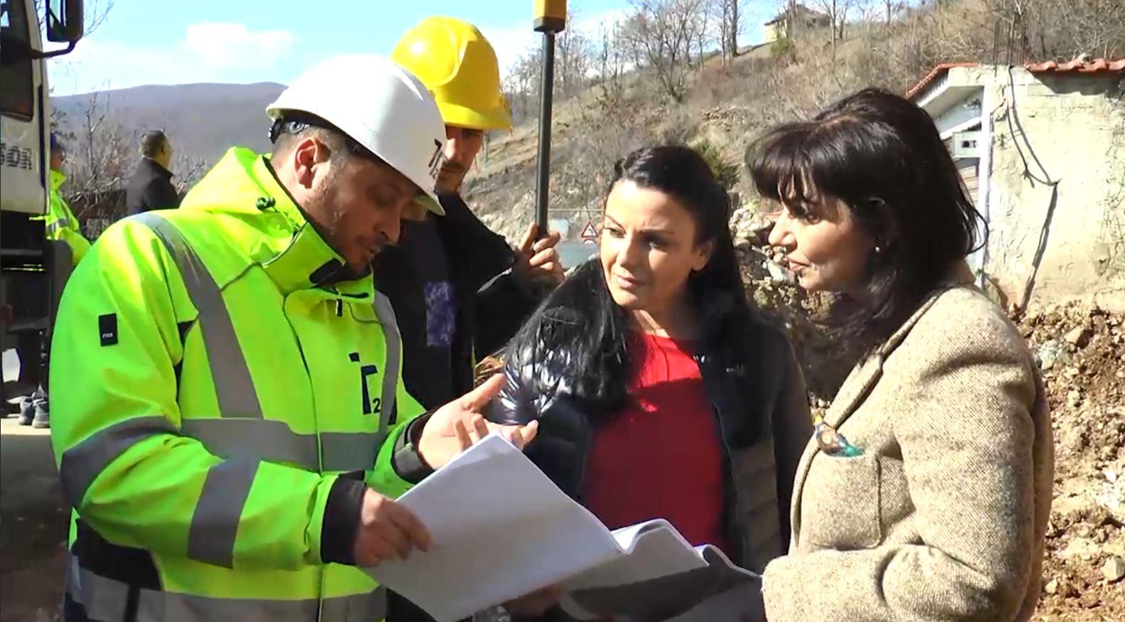 Strategjia për sigurinë rrugore, Balluku flet nga Qafë – Thana