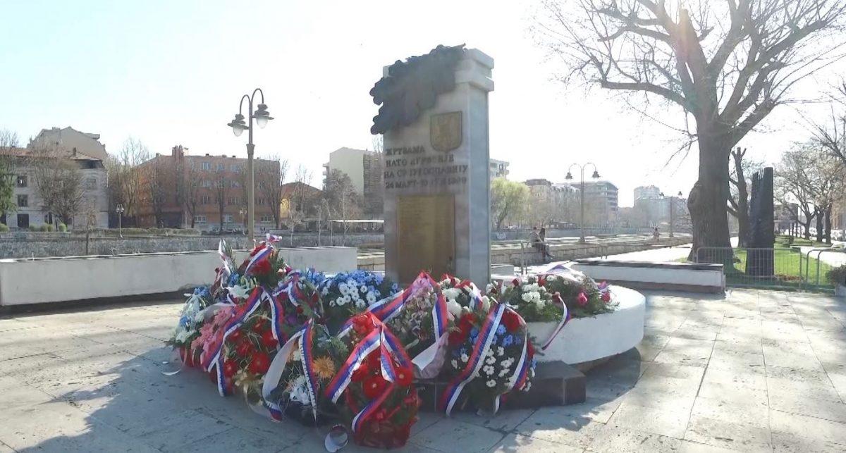 20 vjet nga bombardimet e NATO-s, Serbia përkujton viktimat