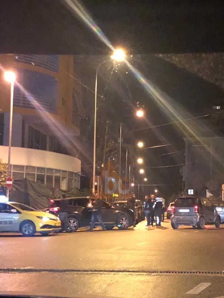 Plagosje me armë në kryeqytet