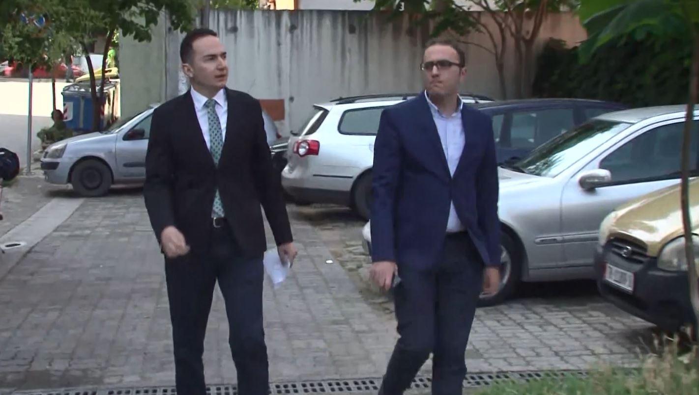 """""""Dosja Babale"""", Ervin Salianji merret i pandehur për kallëzim të rremë"""