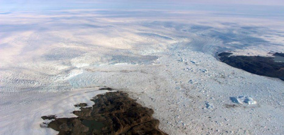 NASA: Akullnaja e Groenlandës po zgjerohet