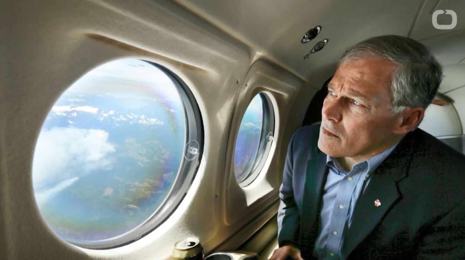 Guvernatori i Uashingtonit shpall kandidaturën për President