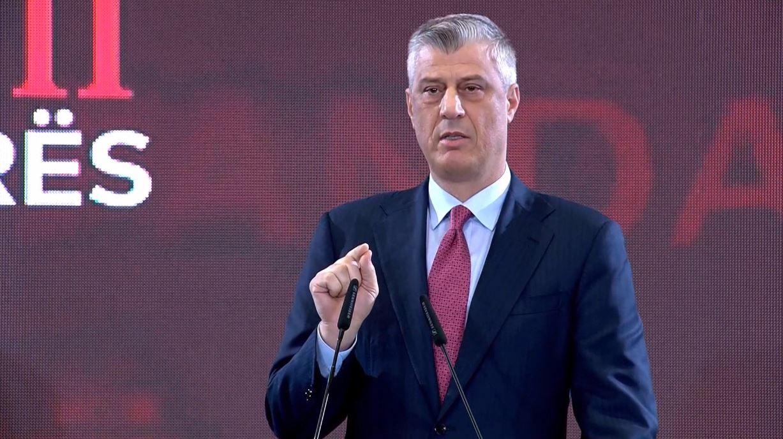 Thaçi shpall datën për zgjedhjet në komunat në Veri të Mitrovicës