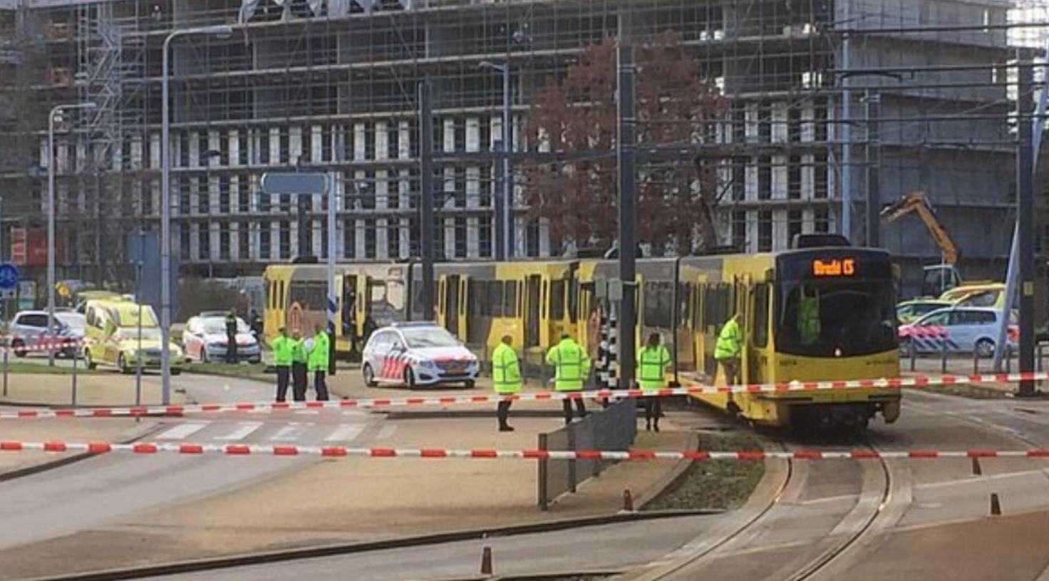 Sulm me armë në një tramvaj në Holandë