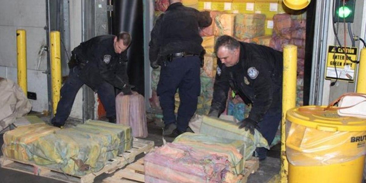 Sasi rekord kokaine në New York