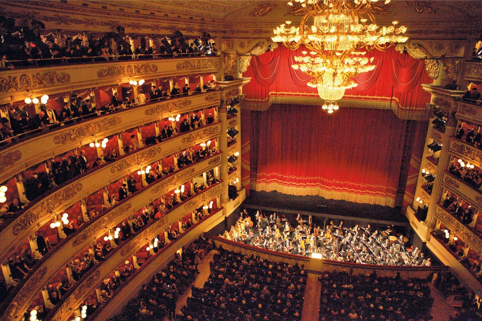 "Itali, teatri i operas ""La Scala"" refuzon ofertën saudite"