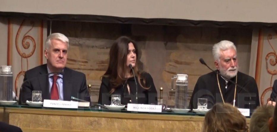 Ambasada jonë në Vatikan përkujton 100-vjetorin e Eparkisë së Lungros