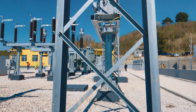 """Rama inspekton punimet e nënstacionit elektrik në """"Gjirin e Lalzit"""""""