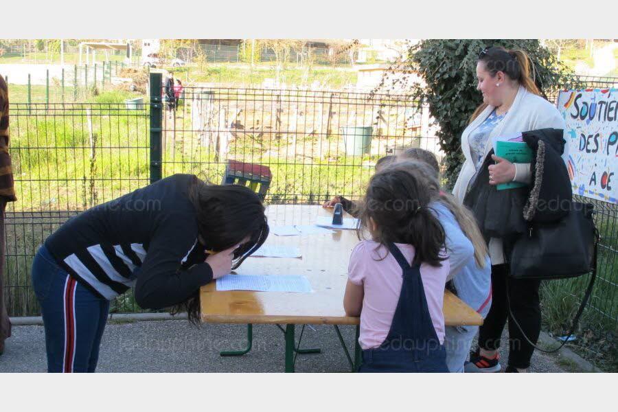 Peticion në mbështetje të familjes shqiptare