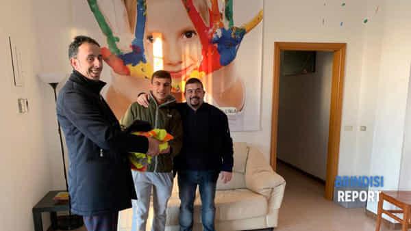 Një vullnetar shqiptar në Mbrojtjen Civile të Villa Castell