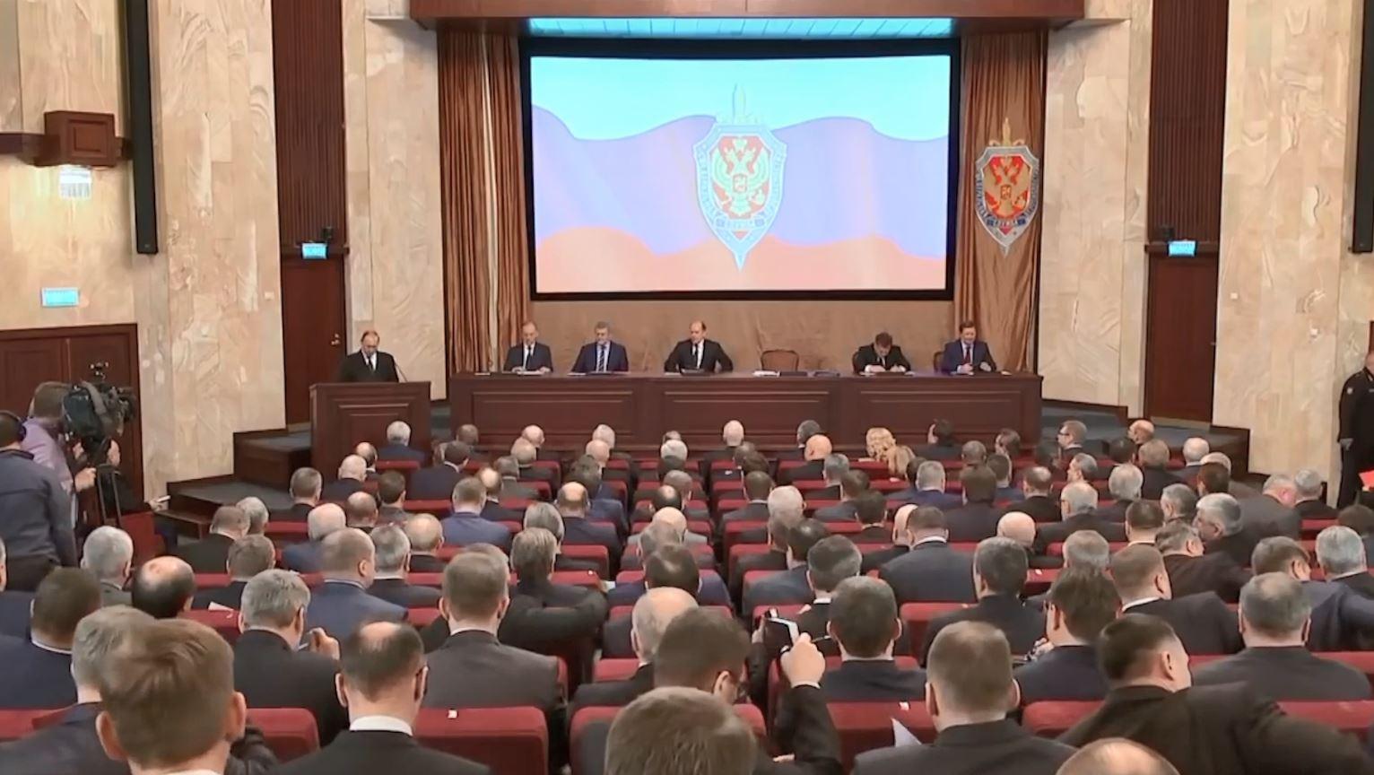 Putin: Sabotuam misionet e 600 spiunëve
