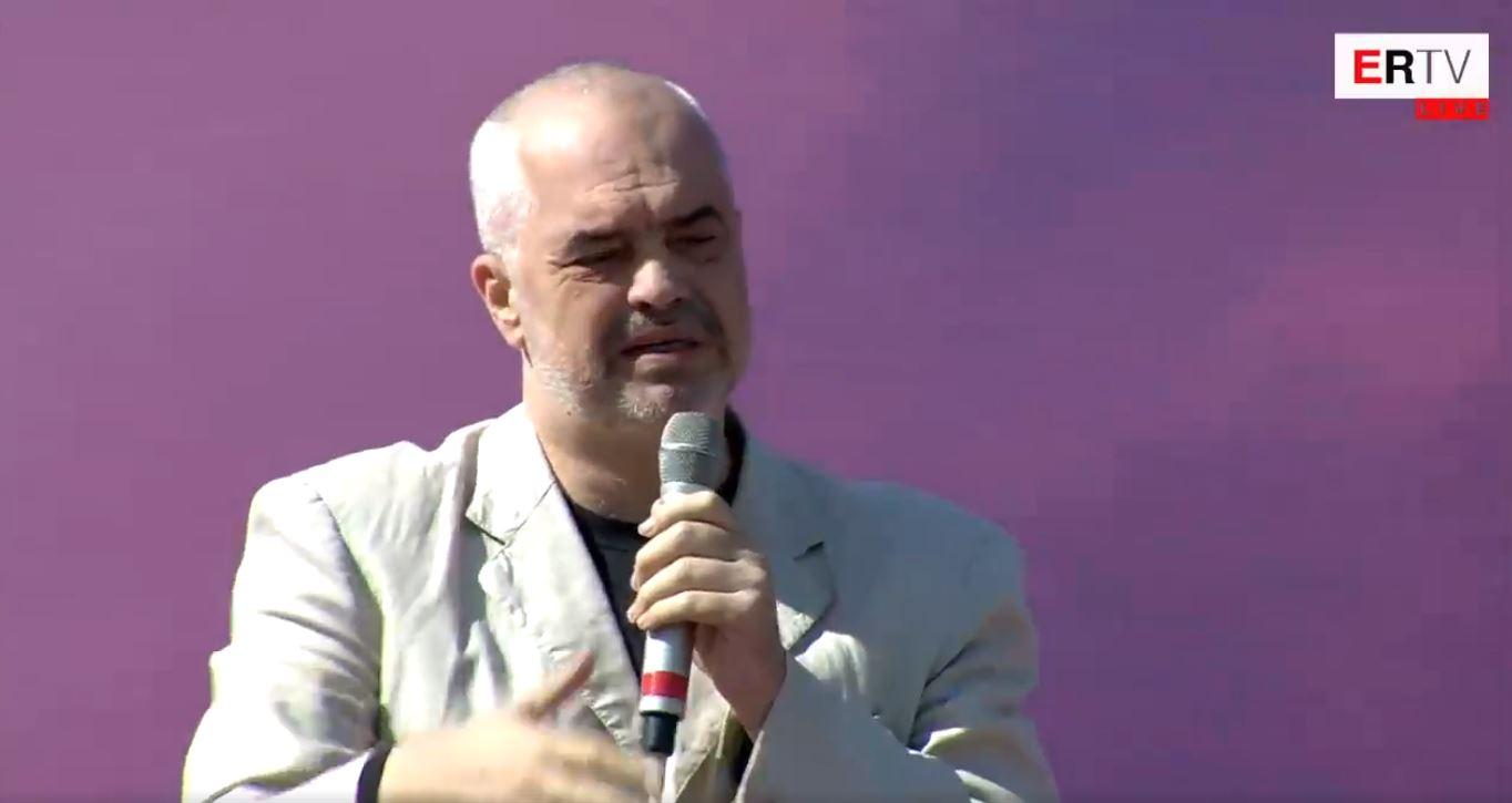 Rama: Opozita doli në rrugë për faj të Berishës