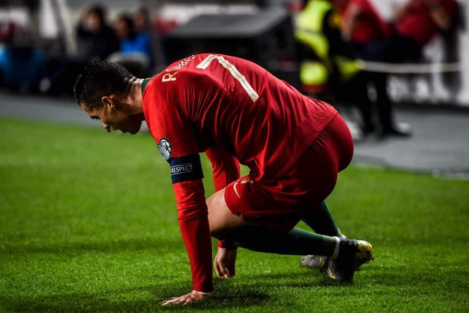 Ronaldo, jashtë fushave të lojës për dy javë
