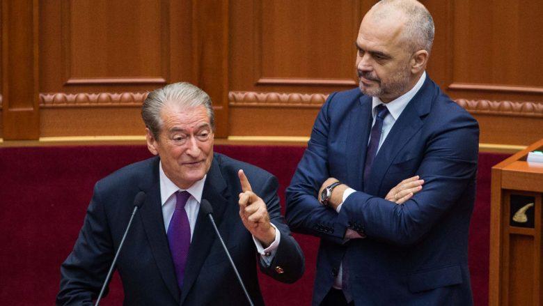 Akuza për shpifje, Rama dhe Berisha do të përballen në gjykatë