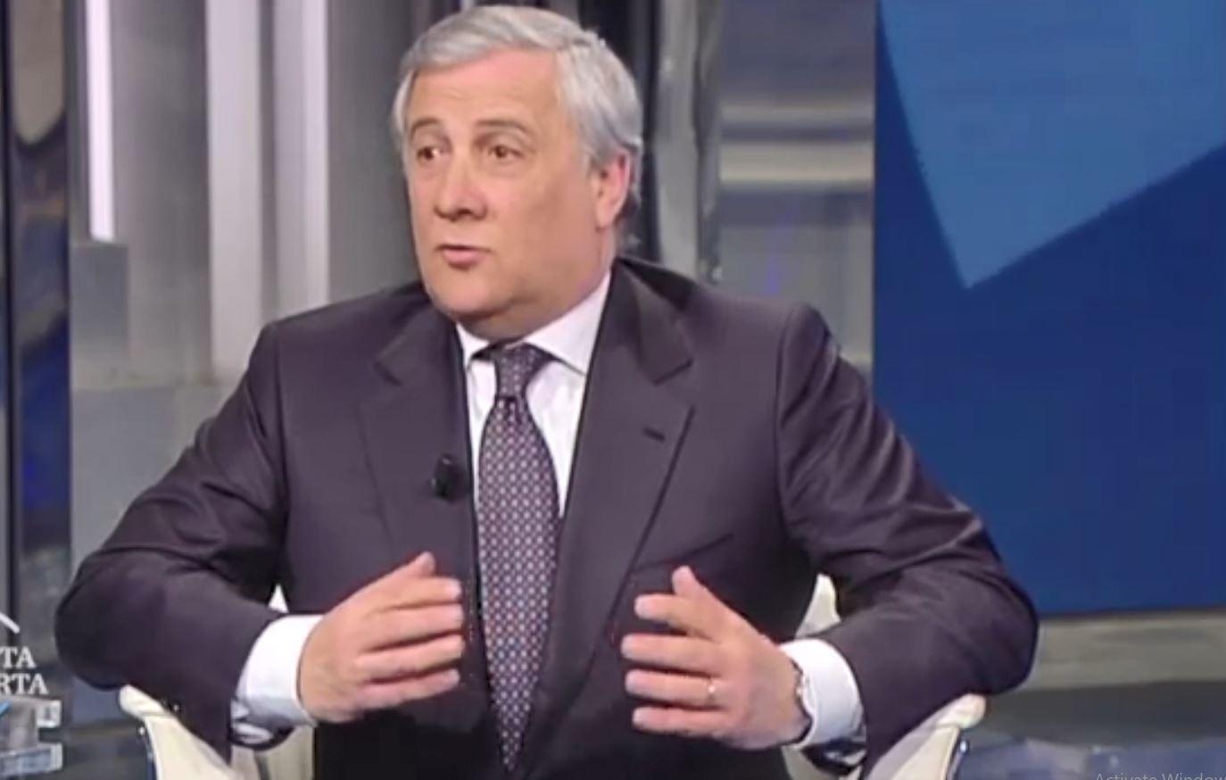 Zgjedhjet parlamentare europiane, Tajani: Rikandidoj sërish