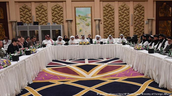 """SHBA dhe talebanët, """"hapa reale"""" në bisedimet e paqes"""